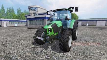 Deutz-Fahr 5110 TTV for Farming Simulator 2015