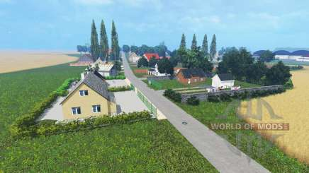 Benz North West Mecklenburg v0.9 Beta for Farming Simulator 2015