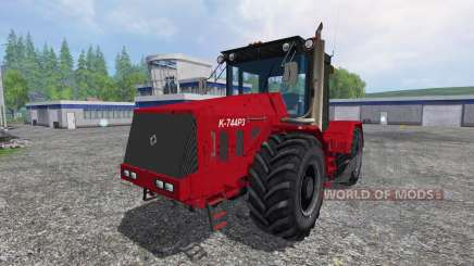 K-744 P3 Kirovets v2.0 for Farming Simulator 2015