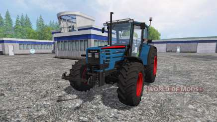 Eicher 2090 Turbo v2.1 for Farming Simulator 2015