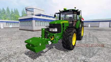 John Deere 6930 Premium [fixed] for Farming Simulator 2015