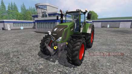 Fendt 828 Vario Ploughing Spec for Farming Simulator 2015
