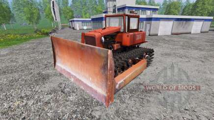 DT-75 forest for Farming Simulator 2015