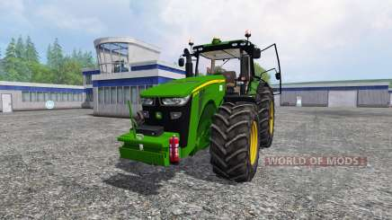 John Deere 8310R for Farming Simulator 2015