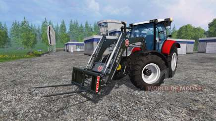 Steyr Profi 4130 CVT v1.1 fix for Farming Simulator 2015