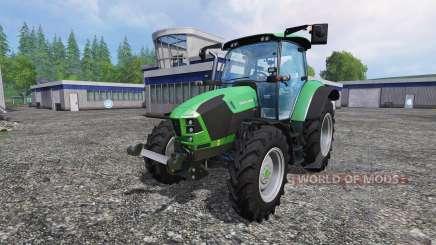 Deutz-Fahr 5110 TTV v1.2.1 for Farming Simulator 2015