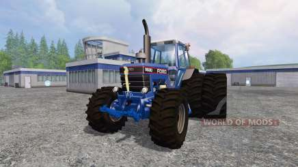 Ford 8630 for Farming Simulator 2015