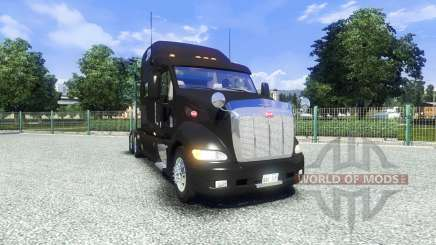 Peterbilt 387 v2.0 for Euro Truck Simulator 2