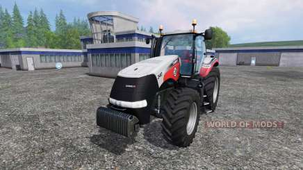Case IH Magnum CVX 340 Silver Edition v1.0.2 for Farming Simulator 2015