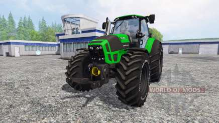 Deutz-Fahr Agratron 7250 The Beast for Farming Simulator 2015