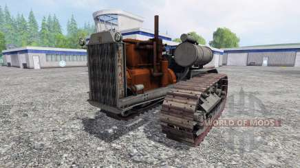 Stalinets-60 for Farming Simulator 2015