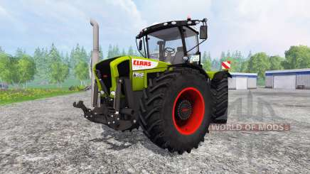 CLAAS Xerion 3300 TracVC [washable] v2.0 for Farming Simulator 2015