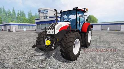 Steyr Profi 4130 CVT v1.1 for Farming Simulator 2015