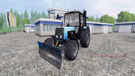 MTZ-Belarus 1025 for Farming Simulator 2015