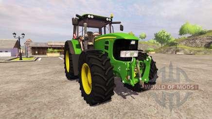 John Deere 6830 Premium v2.2 for Farming Simulator 2013