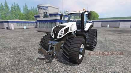 New Holland T8.345 620EVOX v1.4 for Farming Simulator 2015