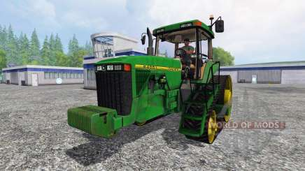 John Deere 8400T for Farming Simulator 2015