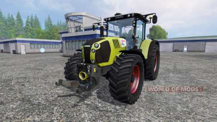 CLAAS Arion 650 v1.5 for Farming Simulator 2015