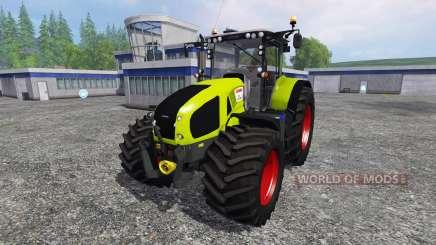 CLAAS Axion 950 v3.0 for Farming Simulator 2015