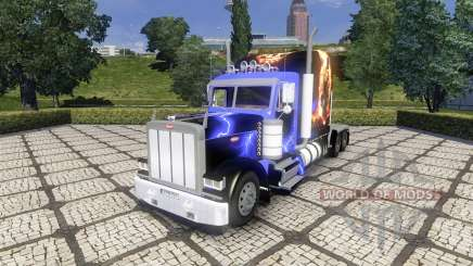 Peterbild 379 new skin for Euro Truck Simulator 2