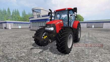 Case IH Maxxum 140 v2.0 for Farming Simulator 2015