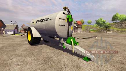 Joskin Modulo2 v2.0 for Farming Simulator 2013