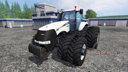 Case IH Magnum CVX 320 Dynamic8 white for Farming Simulator 2015