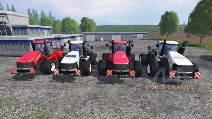 Case IH Steiger 620 [pack] for Farming Simulator 2015