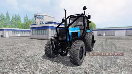 MTZ-W forest for Farming Simulator 2015
