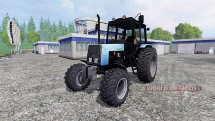 MTZ-Belarus 1025 v2.0 for Farming Simulator 2015
