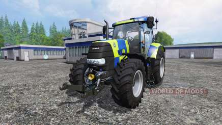 Case IH Puma CVX 160 Police Edition for Farming Simulator 2015