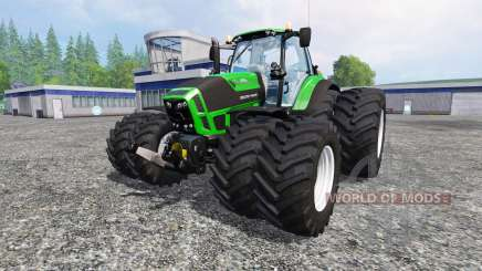 Deutz-Fahr Agrotron 7250 texture fix for Farming Simulator 2015