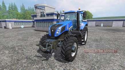 New Holland T8.435 Super for Farming Simulator 2015