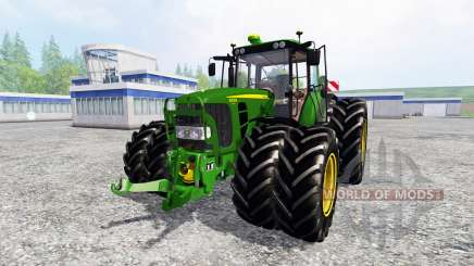 John Deere 6930 Premium [washable] for Farming Simulator 2015