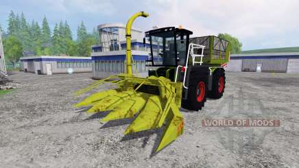 CLAAS Xerion 3800 Saddle Trac for Farming Simulator 2015