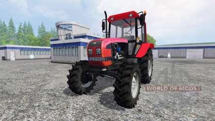 Belarus-1025.3 washable for Farming Simulator 2015