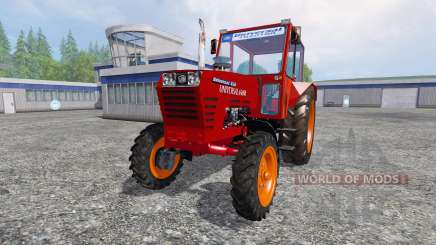 UTB Universal 650 model 2002 for Farming Simulator 2015