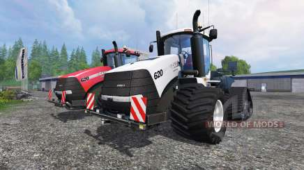Case IH Steiger 620 [halftrack] for Farming Simulator 2015