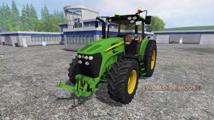 John Deere 7930 full for Farming Simulator 2015
