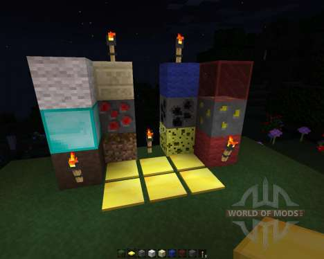 Lucs [16x][1.7.2] for Minecraft