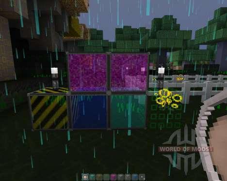 Cyber Optics [32х][1.8.1] for Minecraft