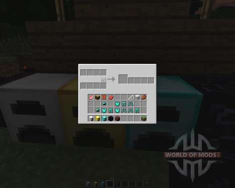 More Furnaces [1.6.2] for Minecraft