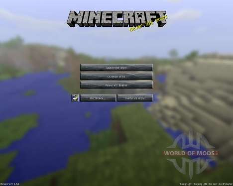 Cyberghostdes [64х][1.8.1] for Minecraft