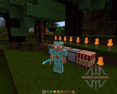 Malte Pack [128х][1.8.1] for Minecraft