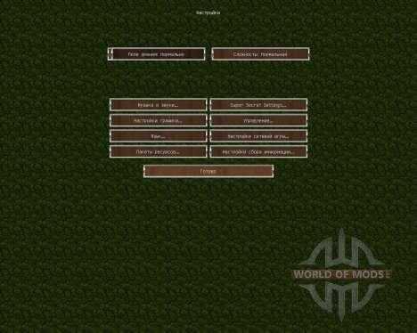 Moritz Craft [64x][1.7.2] for Minecraft