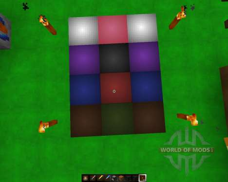 Alpha Craft [16x][1.8.1] for Minecraft