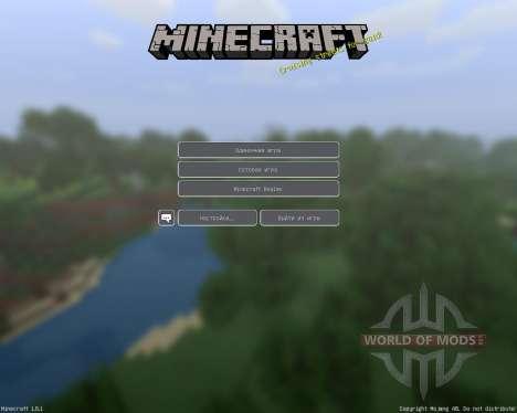 Porkchop Media [128x][1.8.1] for Minecraft