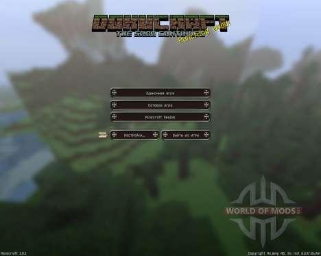 DokuCraft [32x][1.8.1] for Minecraft