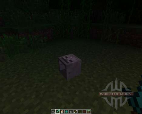 Mob Amputation [1.6.2] for Minecraft