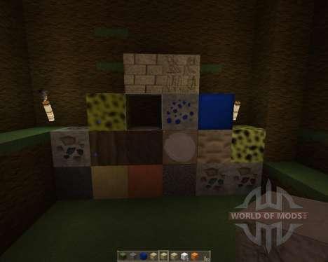 RuneScape Texture [128x][1.8.1] for Minecraft